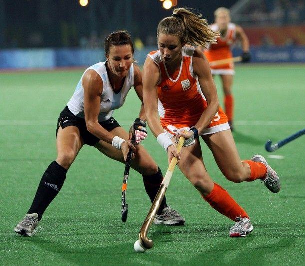 Ellen Hoog (Gold Medalist), Field Hocky, Netherlands: