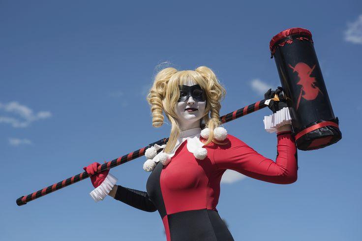 I cosplayer alla conquista del Comicon. © Anna Monaco (@annafdf) - @Campaniasuweb