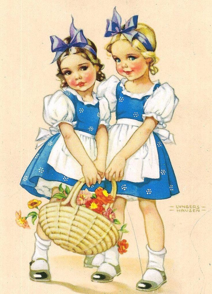 Открытки дружбы ретро, отправлять поздравительные открытки