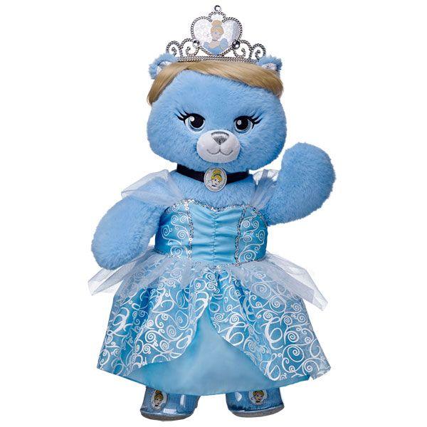 Cinderella Special Edition Build A Bear