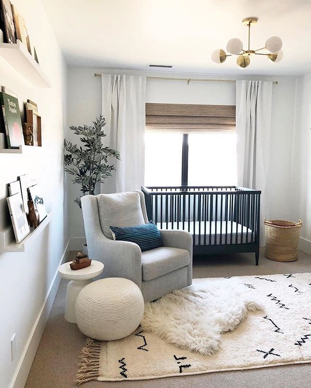 Seriously Chic Can We Just Go Ahead And Swap Out The Crib For Our