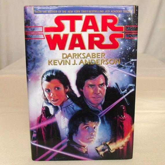 Star Wars: Darksaber by Kevin J. Anderson 1995 by KilpatrickOnline