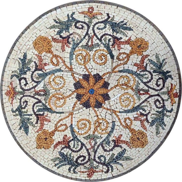 Mosaic Medallion - Bohemian Grove