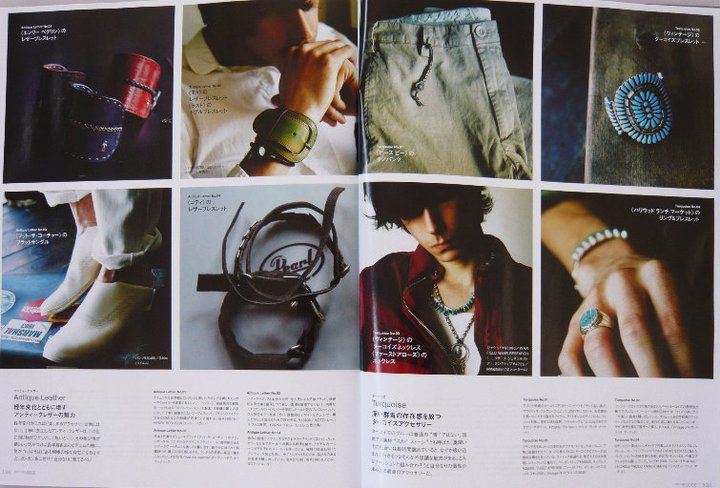Bsbee on Japan Magazine