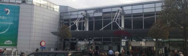 Explozii la Bruxeless cu foarte multe victime