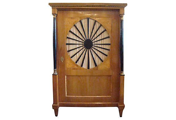 Beidermeier-Style Cabinet on OneKingsLane.com