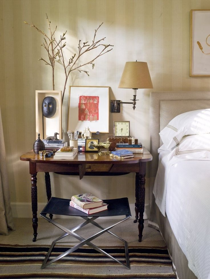 Beautiful Bedside Table DEsign by Matthew Patrick