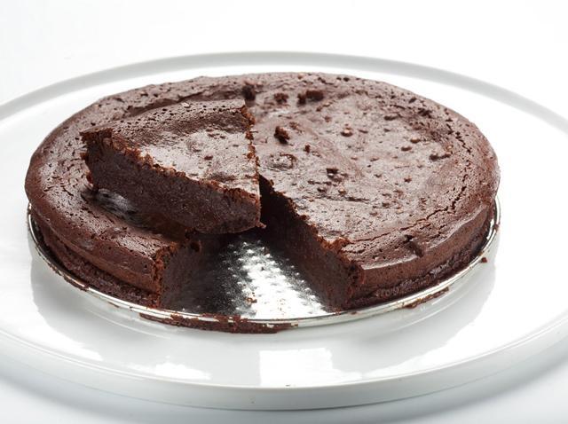 Pastís cremós de xocolata