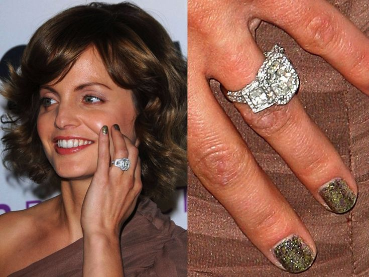 106 best Celebrity Engagement Rings images on Pinterest