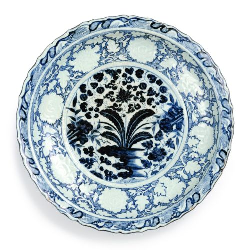 plate \u0026 dish ||| sotheby\u0027s hk0675lot8r8v7en. Banana PlantsBlue DesignChinese CeramicsChinese ...  sc 1 st  Pinterest & 97 best Yuan Dynasty images on Pinterest | Chinese ceramics Auction ...