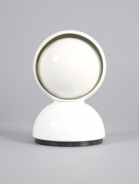 Lampada ECLISSE table desk lamp from the Sixties di LittleOld