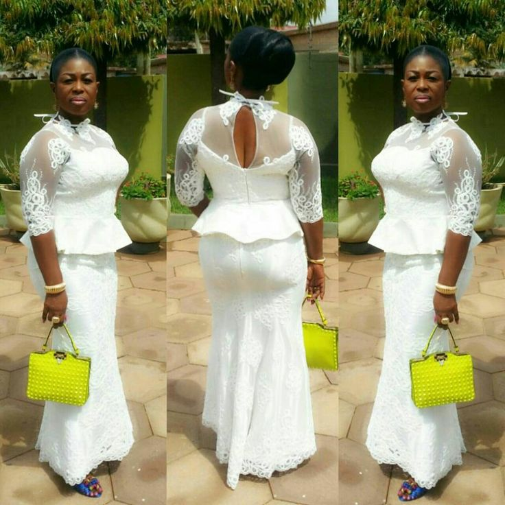 58 Best Ghanaian Fashion (Kaba And Slit) Images On