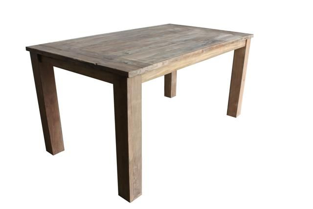 Eetkamer tafel Dinklik landelijke stijl - Landelijk Inrichten | Landelijk Inrichten