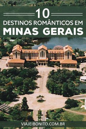 10 destinos românticos em Minas Gerais para passar a lua de mel ou o Dia dos Namorados. Foto de Araxá, no triângulo mineiro.