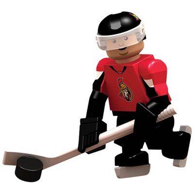 Ottawa Senators Erik Karlsson Player Minifigure