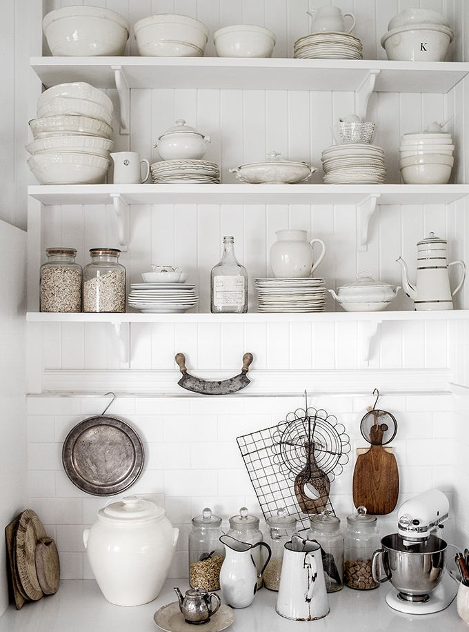 #Kitchenware #whitedishes