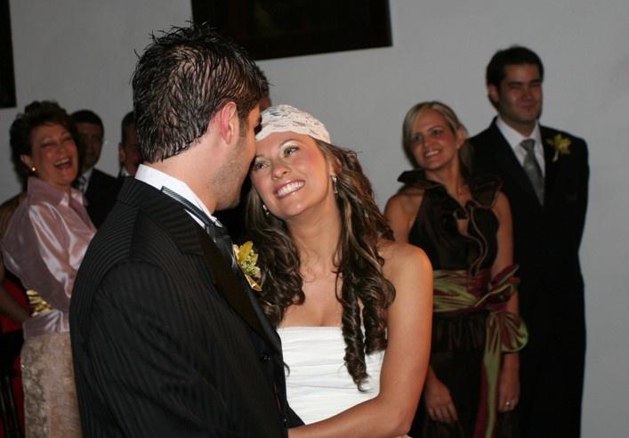 Me encanta cuando los ojos expresan amor en las bodas!  www.sandramoorewp.com