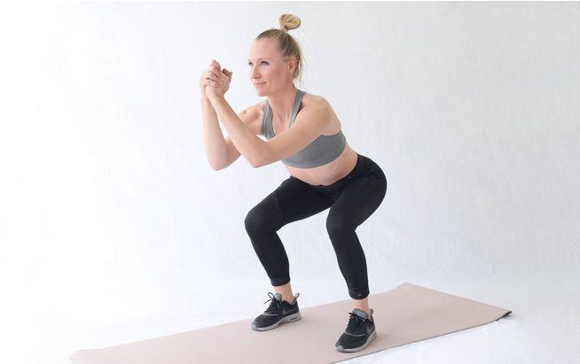 Wer seinen ganzen Körper trainieren will, braucht dafür nicht mehr als zehn Minuten am Tag.