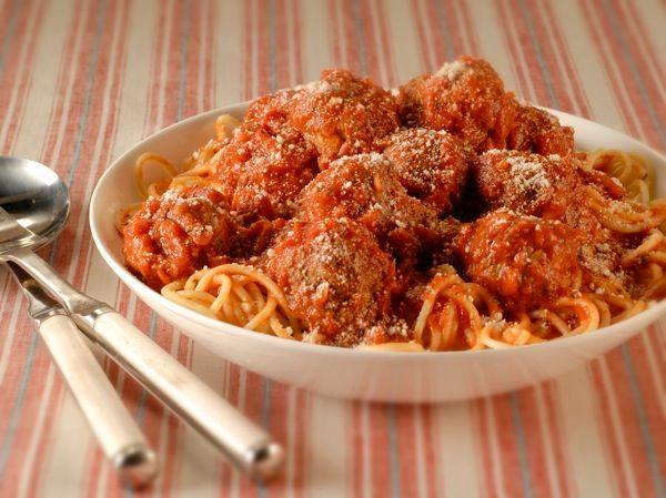 Classic Spaghetti and Meatballs | Recipes | PBS Food