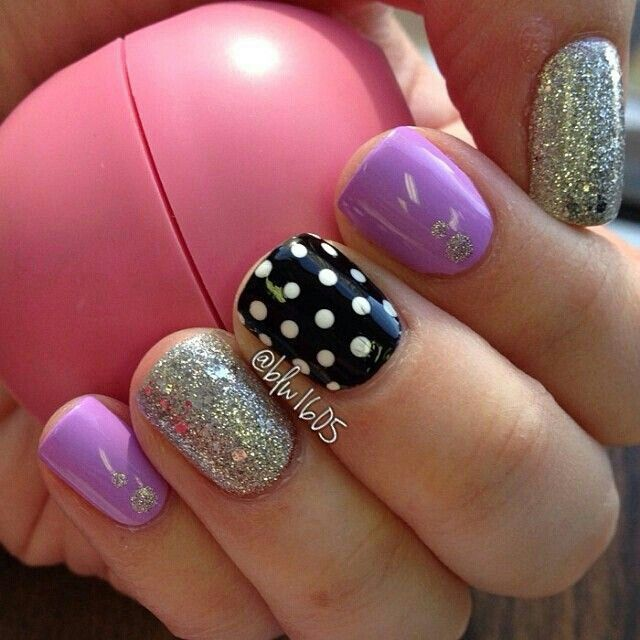 Best Nail Art Salons In Los Angeles: 16 Best Los Angeles Kings Nail Designs Images On Pinterest
