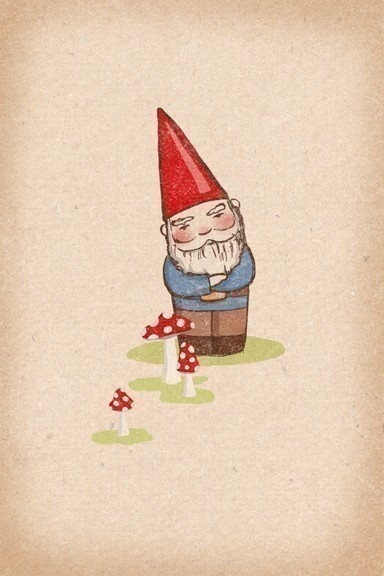 392 best gnome tomte nisse images on pinterest elves for Garden gnome tattoo designs