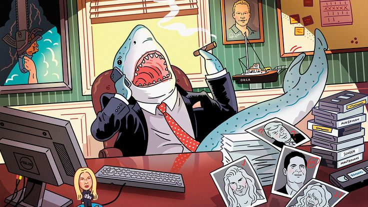 How 'Sharknado' Casts Its C-List Actors and almost Had Trump as Their President.