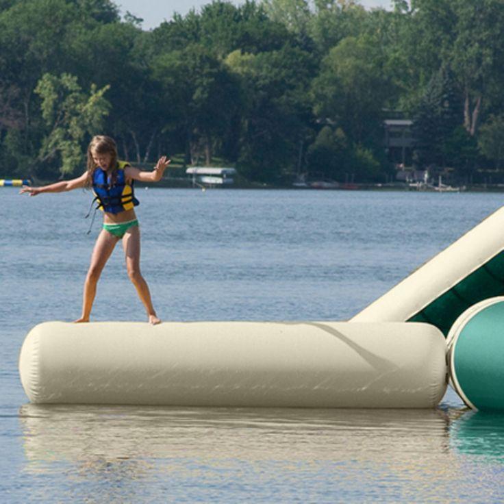 25+ Best Ideas About Water Trampoline On Pinterest