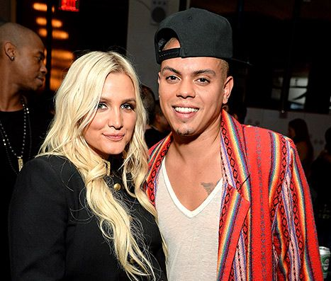Evan Ross Shares Never-Before-Seen Photos From His Dreamy Wedding to Ashlee Simpson | FASHION NEWS & SHOPPING TRENDS