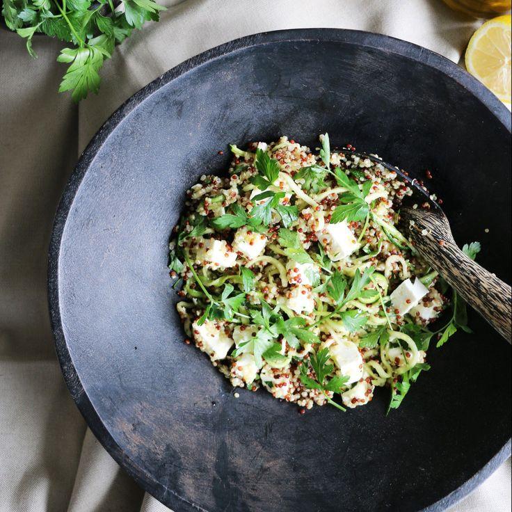 Rens Kroes | Quinoa salade