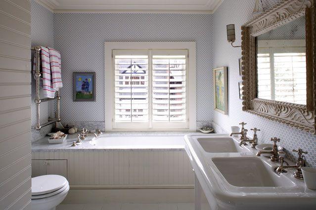 Pictures  Wallpaper - Bathroom Ideas - Tiles, Furniture  Accessories (houseandgarden.co.uk)