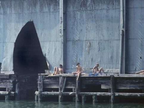 The Piers: Art and Sex along the New York Waterfront