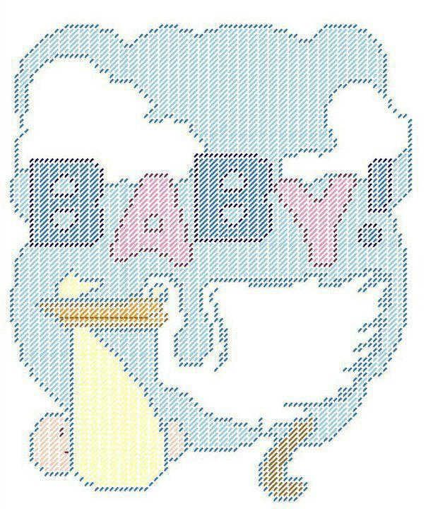 BABY WALL HANGING