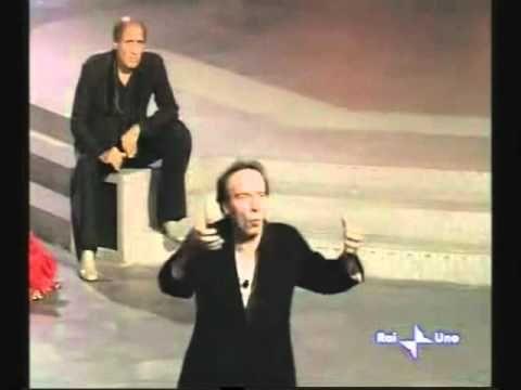 Roberto Benigni - Apologia di Socrate