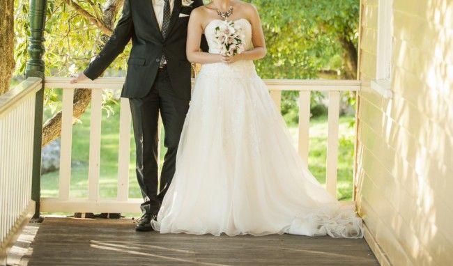 Maggie Sottero, Claudette Lace Size 12 Wedding Dress For Sale   Still White Australia