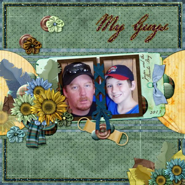 My Guys by smikeel. Kit: The Men in My Life by Myst Designs http://scrapbird.com/designers-c-73/k-m-c-73_516/myst-designs-c-73_516_557/the-men-in-my-life-p-16529.html