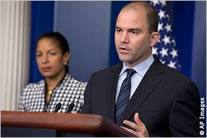Report:  Emails Reveal White House Ben Rhodes Told Ambassador Susan Rice To Blame Benghazi On U-Tube Video
