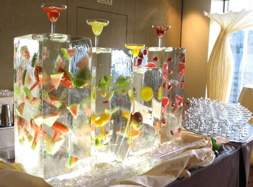 Drink Of The Week - Ice Bars & Ice Martinis   Not Just A Mommy!