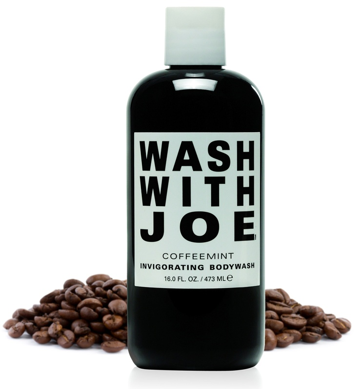 Wash with Joe - Coffee & Mint - shower gel
