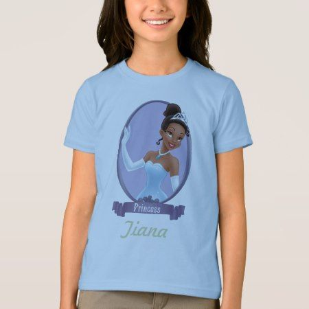 Tiana Princess T-Shirt - click to get yours right now!