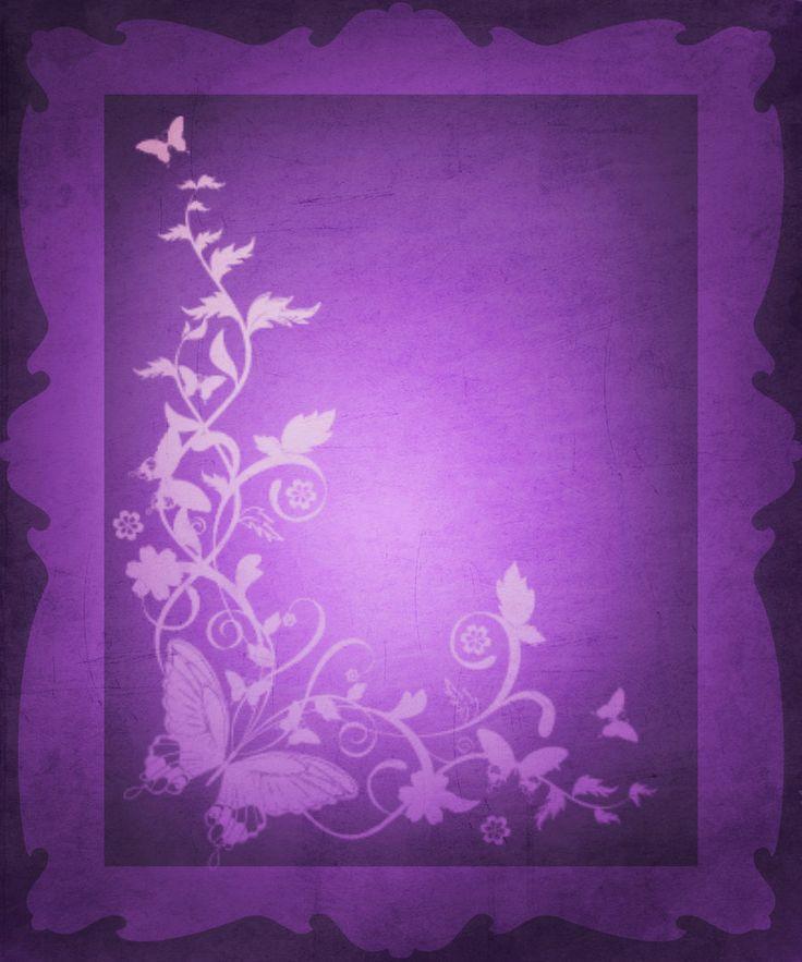 103 Best Images About Bordersframes On Pinterest Purple