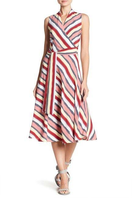 71e5b4bf610 Stripe it up midi dress Hautelook
