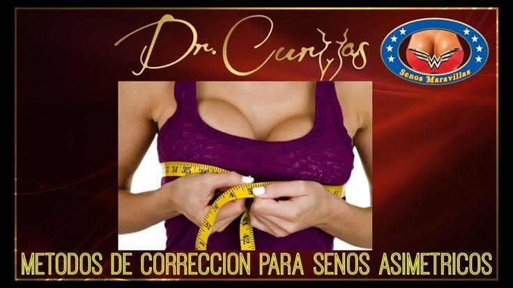 Métodos de correción para senos asimétricos.  Dr.Curvas Cirujano Plástico en Houston Tel.(713)636-2729 www.drcurvas.com