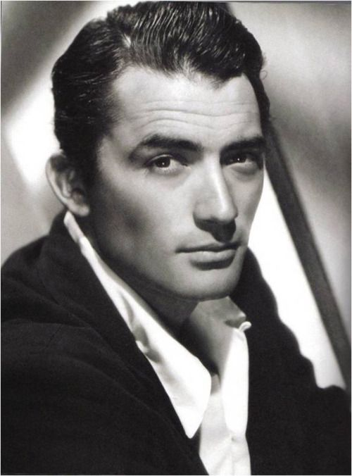 : Celebrity, Famous, Faces, Gregorypeck, Leaded Men, Movie Stars, Hollywood Icons, Actor, Gregory Peck