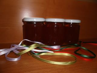 LE  RICETTE DI CHARA: Miele di pere cotogne al  Chilly (Μέλι  κυδωνιού μ...