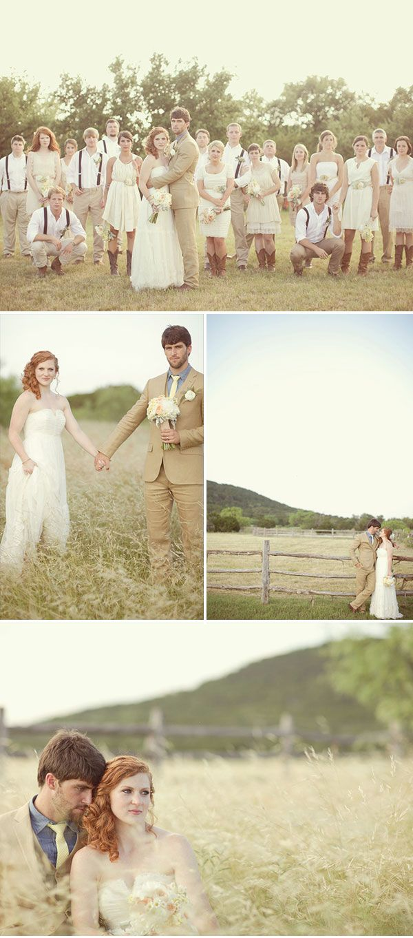 Photo: Brandon Kidd Photography. My sister and brother-in-laws wedding in Dallas, TX!