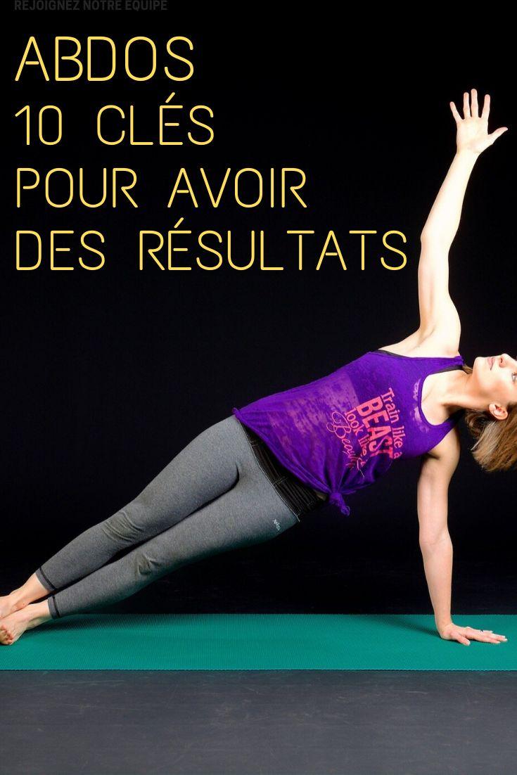 Exercices d'abdos : 10 clés pour avoir des résultats en 2020 | Abdos, Exercice fitness maison ...