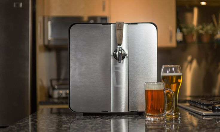 SYNEK REVEALS FINAL DISPENSER DESIGN AND NEW WEBSITE Hopes to do for beer what Keurig did for coffee By Staff - January 29, 2015