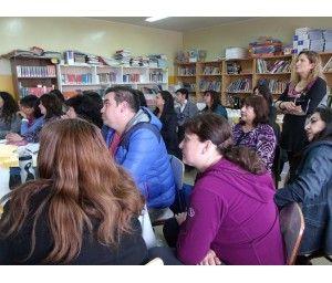 Primer encuentro de encargados de Bibliotecas Escolares CRA 2014