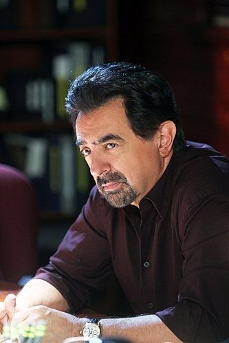 Joe Mantegna | Criminal Minds, Love the character of Rossi.
