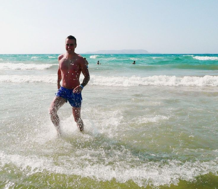 """""""bo zwykłe wyjście z morza nie ma sensu ;)"""" Fot.: Zbyszek K. #AktywnaPlaza #PomorzeZachodnie"""